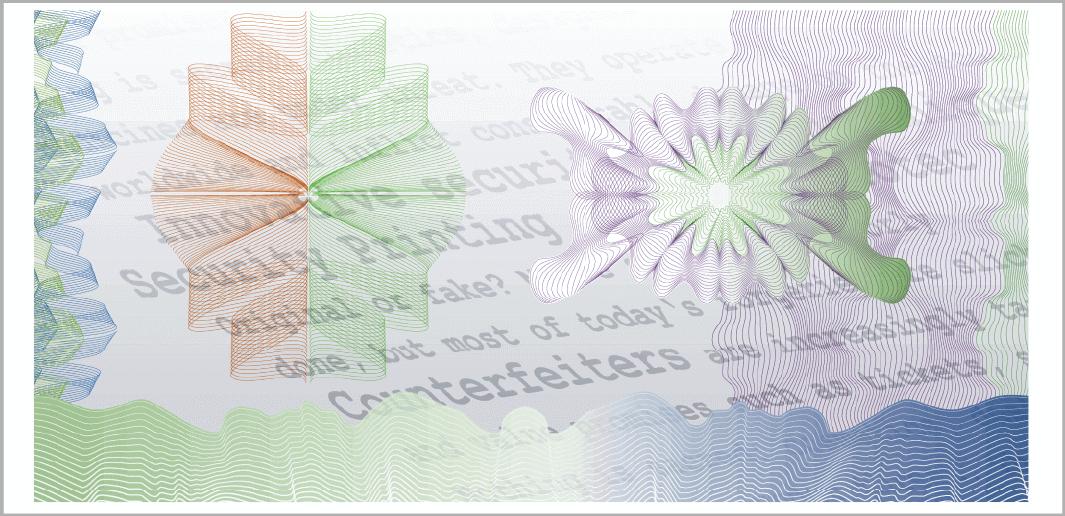Wert- und Sicherheitsdesign - Security Printing - Produkt- und Markenschutz