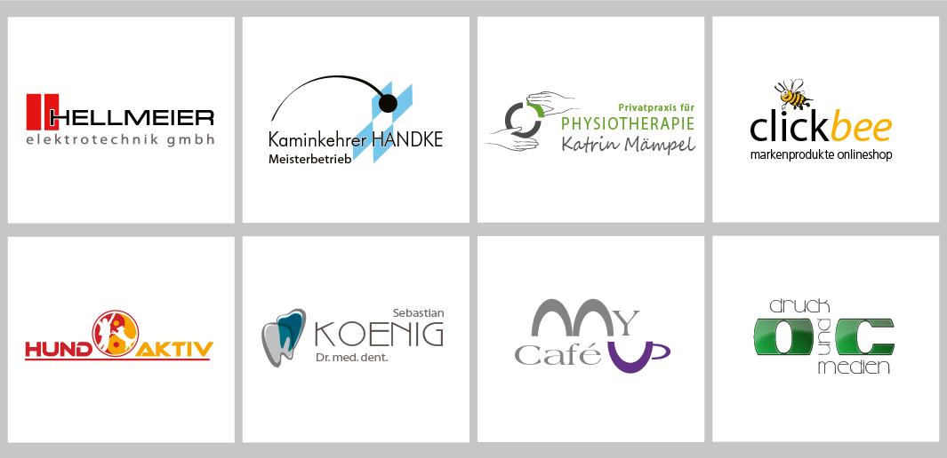 Logo Design - Auftragsarbeiten 01